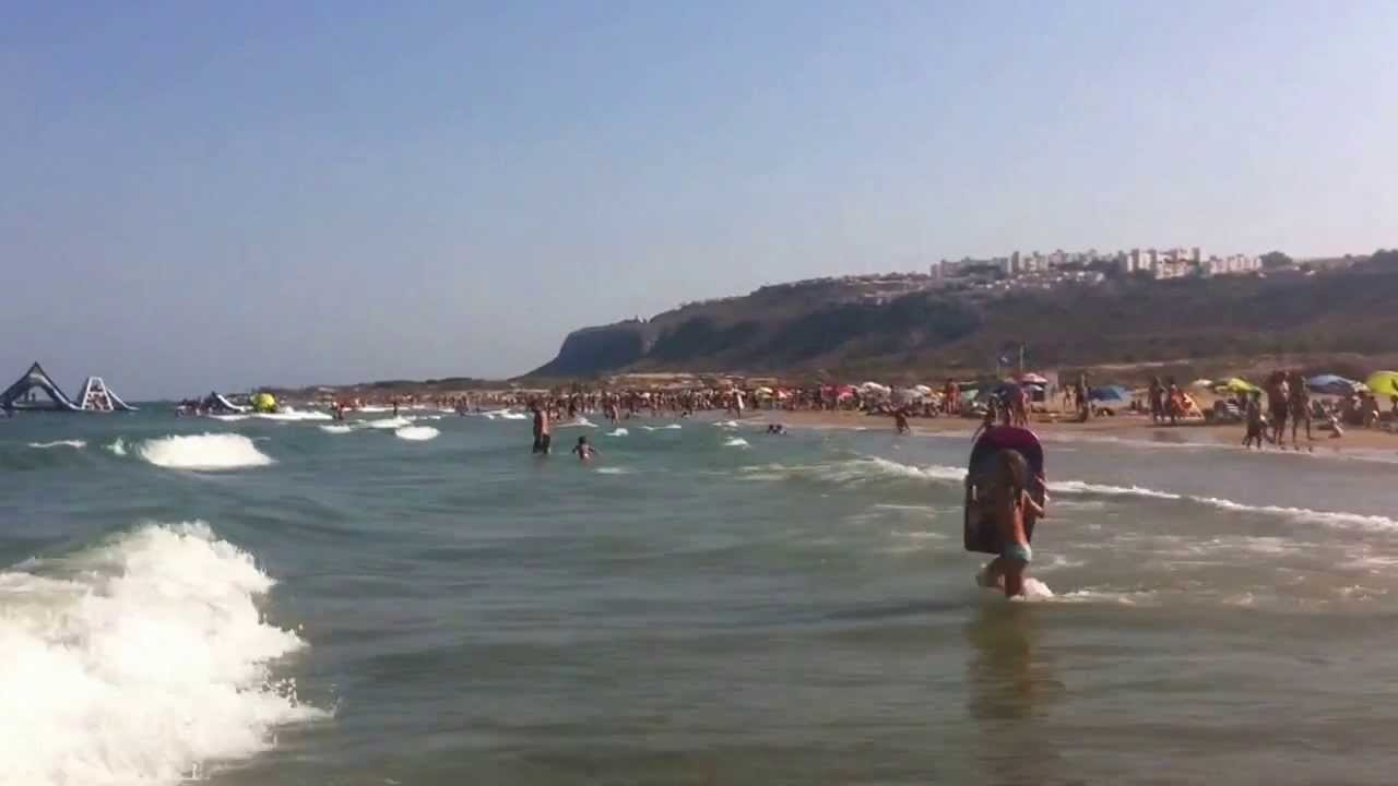 spain alicante beach carabassi 2013   youtube