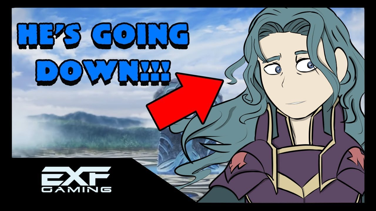 How To Beat Valter Ghb Lunaticinfernal Fire Emblem Heroes Youtube