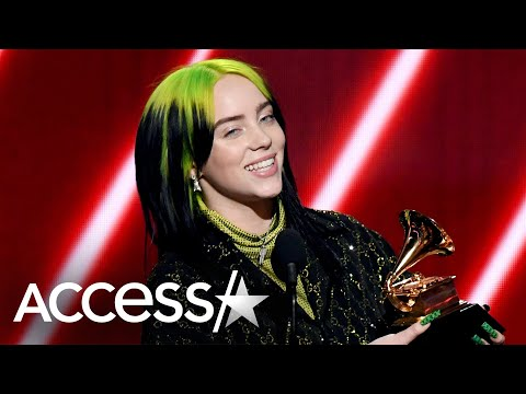 Billie Eilish Makes History As Youngest Artist To Win Top Grammy Categories