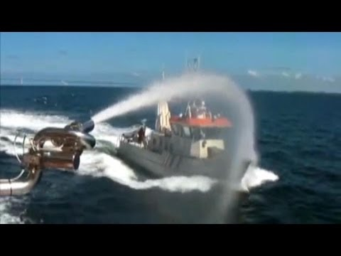 Water Cannons, Sounds Blasters: 5 Pirate Fighters