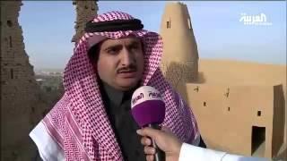 قلعة مارد التاريخية  بالسعودية قهرت الغزاة عبر التاريخ