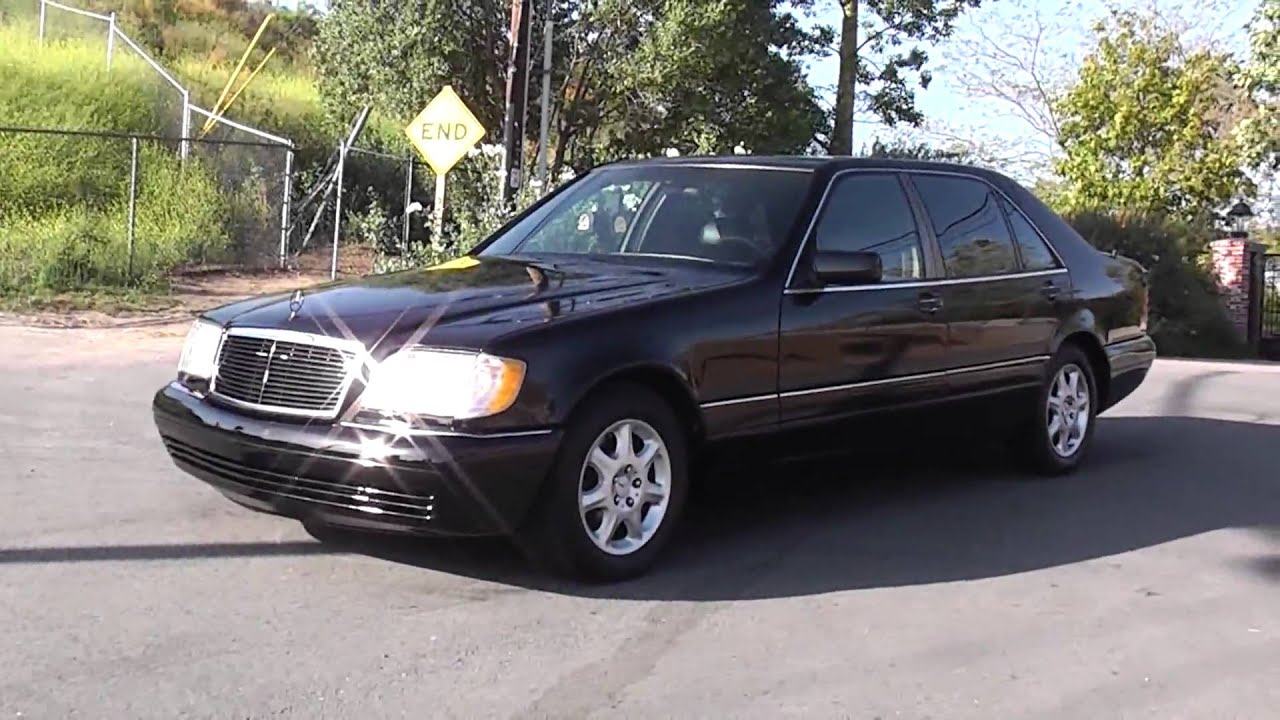 1995 mercedes benz s320 w140 s 320 420 500 600 for sale 4999 youtube
