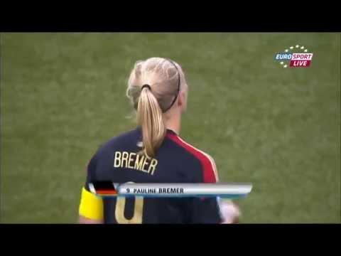 U20 Frauen Wm 2014 Deutschland Brasilien 2 Halbzeit