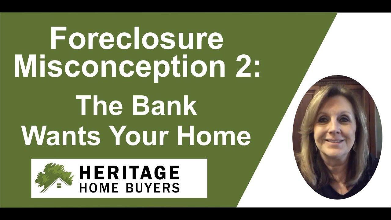 Avoiding Foreclosure in Houston Tx   Misconception 2