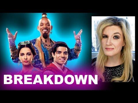 Aladdin 2019 First Look Genie Jasmine Abu Jafar Youtube