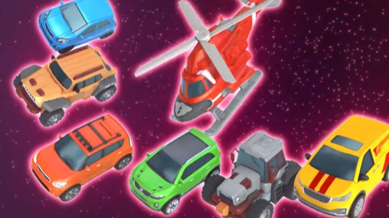 Тоботы 4 сезон - Новые серии - 22 Серия   Мультики про роботов трансформеров
