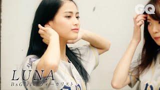 GQ WOMAN ーー LUNAさん(BsGirls ヴォーカリスト)_GQ JAPAN thumbnail
