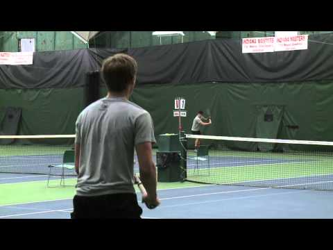 Ball State All-Access: Rigney's Road to Tennis