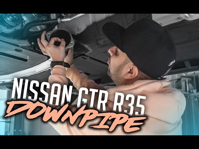 JP Performance - Nissan GTR R35 Downpipe! | Prüfstandslauf