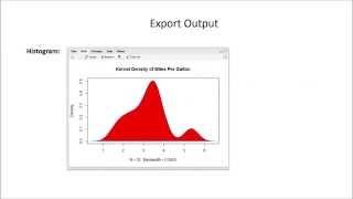 R-Studio: Wie man eine kernel-density-plot (in weniger als eine minute)?