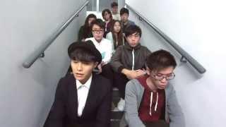 化蝶 無伴奏合唱版本 胡鴻鈞 x senza a cappella 之 後樓梯音樂會系列