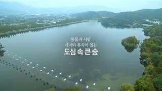 도심속 생태문화공원 서울대공원입니다