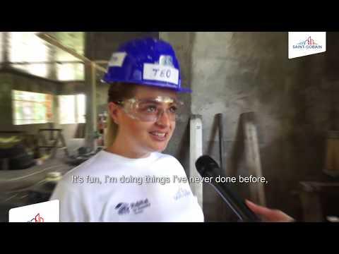 Construcţia Centrului Comunitar De La Buftea, în Parteneriat Cu Habitat For Humanity România