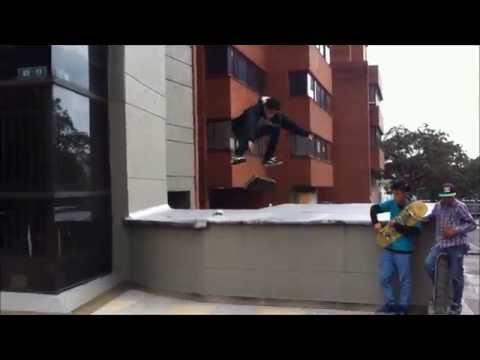 Nicolas Renteria (Skateboarding) PDSS AND DESTROY