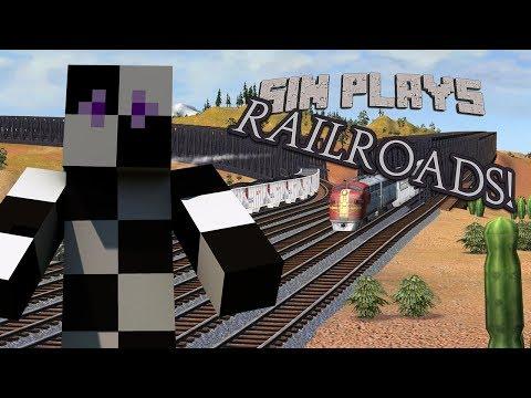 Sin Plays : Sid Meier's RAILROADS! : 03  