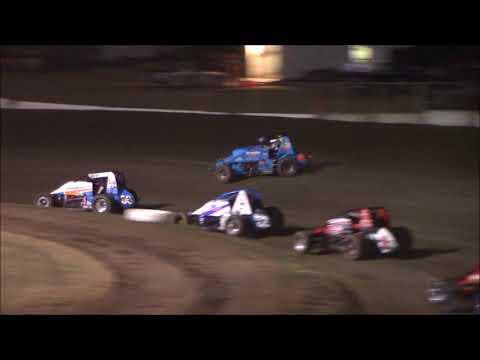 USAC West Coast 360s Ocean Speedway 7-28-17