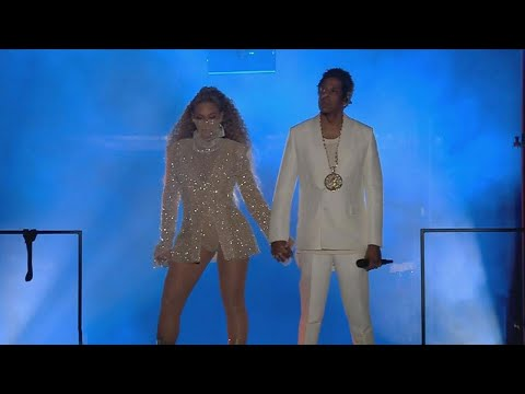 Beyonce and JAY-Z Kick Off 'On the Run II' Tour By Sharing Intimate Family Photos