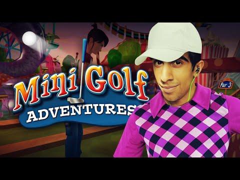 3D ULTRA MINIGOLF #5 with Vikkstar (Mini Golf)