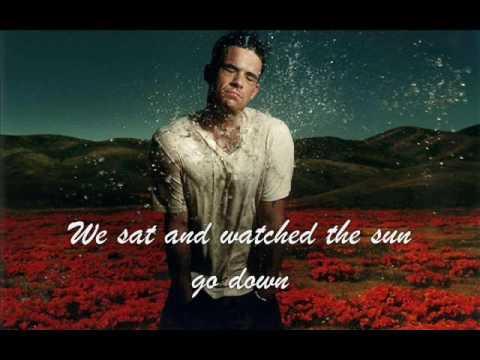 Robbie Williams   -   Eternity  ( Audio - Lyrics )