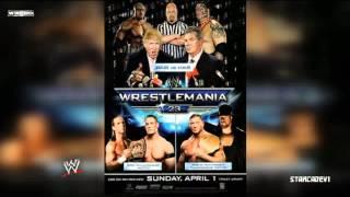 "WrestleMania 23 1st Theme ""Ladies and Gentlemen"" by Saliva"