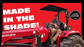 Three Good Reasons for a Tractor Canopy - YouTube