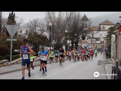VÍDEO: La VII Media Maratón de Lucena se pone las pilas y presenta vídeo y recorrido