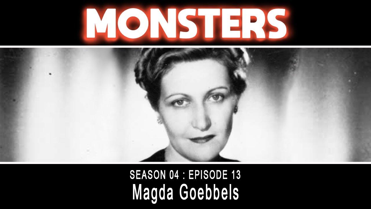Season 04 : Episode 13 : Magda Goebbels