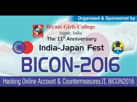 Hacking Online Account & Countermeasures,IT, BICON2016(English)