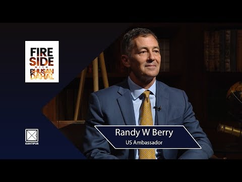 Randy W Berry (US Ambassador) - Fireside | 30 September 2019