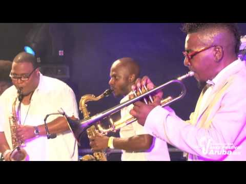 RH Factor live @ Caribbean Sea Jazz 2015