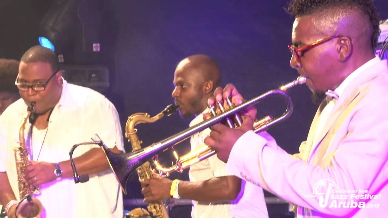 Roy Hargrove | RH Factor live @ Caribbean Sea Jazz 2015