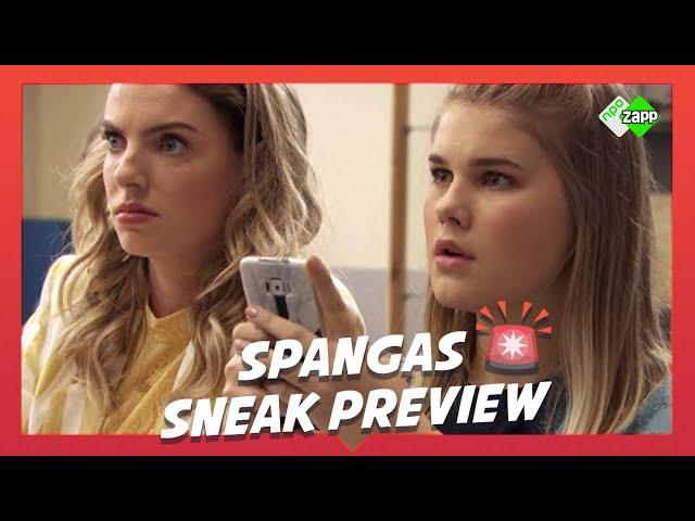 SpangaS SNEAK PREVIEW | september 2018
