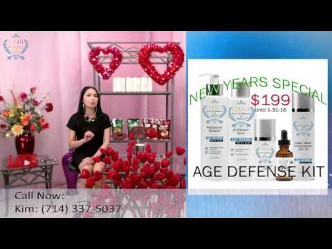 OASIS - Age Defense Kit - New Years Special - Medical Grade