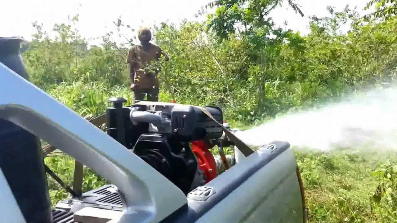 Km equipos agricolas srl prueba de motobomba diesel en - Motobombas de agua ...