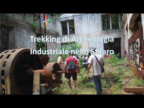 Trekking di archeologia industriale nello stilaro
