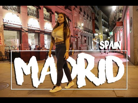 My top 6 places to visit in Madrid-Spain| A boxing ring full of sexy girls