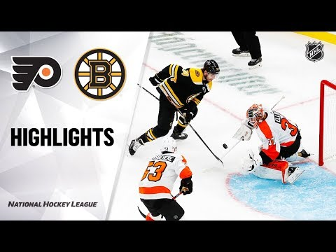 09/23/19 Condensed Game: Flyers @ Bruins