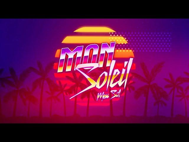 DADJU x ANITTA - Mon Soleil (Official lyrics video)