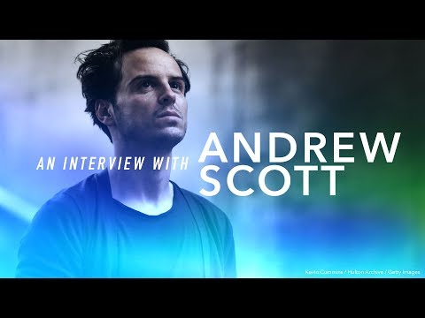 An Interview with Andrew Scott a.k.a. Moriarty of SHERLOCK