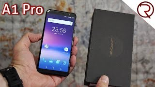 UMIDIGI A1 Pro Unboxing, Hands-On & Benchmark Results - MTK6739, Android 8.1