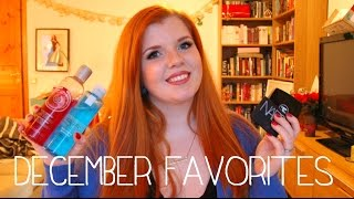 December Beauty Favorites 2014 Thumbnail