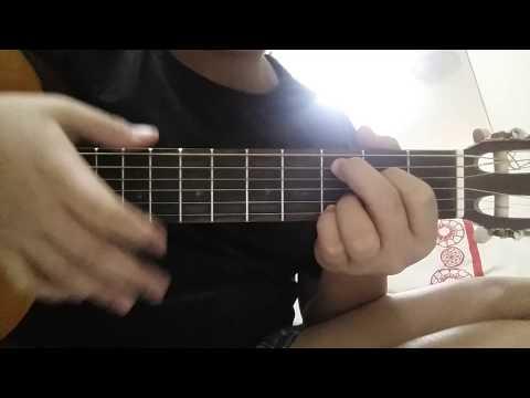 Walang Iba by Ezra band guitar tutorial