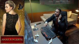 Jacobo descubre quien lo mando matar | Amar a muerte - Televisa