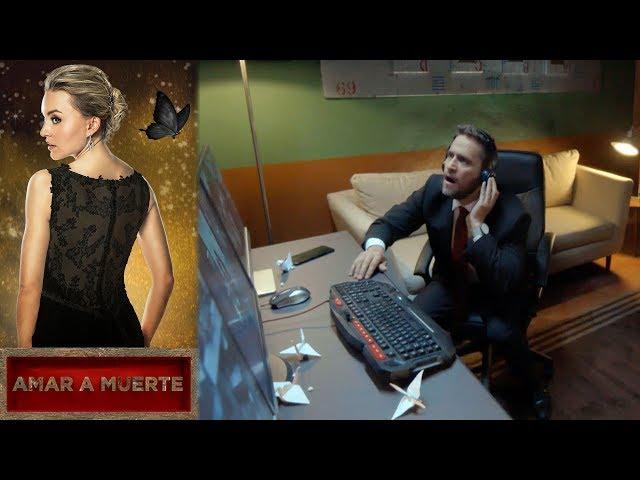 Jacobo descubre quien lo mando matar   Amar a muerte - Televisa