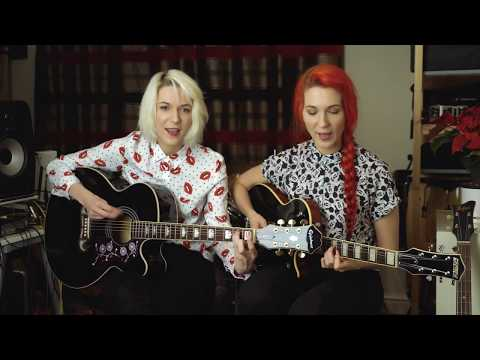 HAPPY 2019! Getting Better - MonaLisa Twins (The Beatles Acoustic Cover)