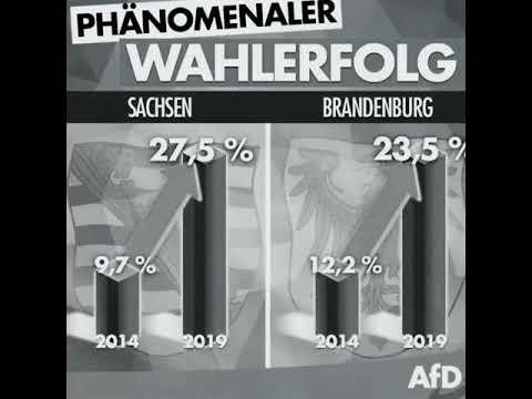 Danke An Alle Wähler Der AfD Im WK 60 - Zittau!