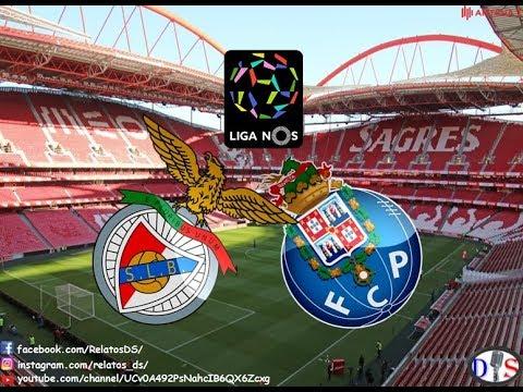 Rádio Antena 1 & TSF - Benfica x Porto - Relato do Golo