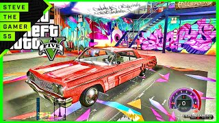 GTA 5 REAL LIFE MOD #133 LET'S GO TO WORK!!! (GTA 5 REAL LIFE PC MOD) LOWRIDER GARAGE