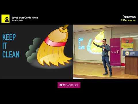 Functional Programming in JavaScript by Rouben Meschian (English) | JS Conf Armenia 2017