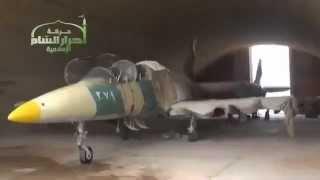 Война в Сирии. Захват авиационной базы. 12 февраля 2013